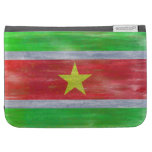 Suriname distressed flag cases for kindle
