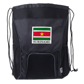 Suriname Drawstring Backpack
