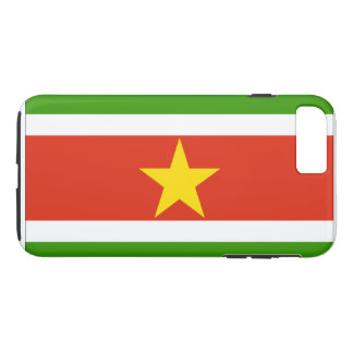 Suriname flag iPhone 8 plus/7 plus case