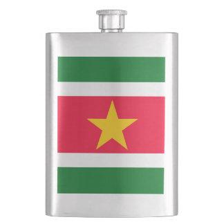 Suriname Flask