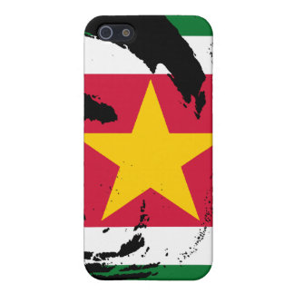 Suriname iPhone 5 Funda