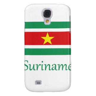 Suriname Galaxy S4 Cover