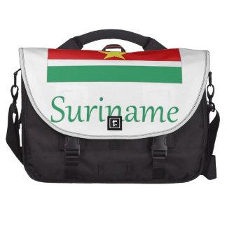 Suriname Laptop Commuter Bag