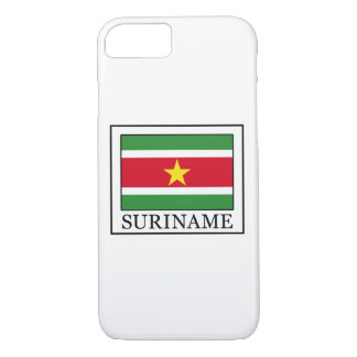 Suriname phone case