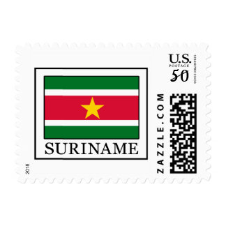 Suriname Postage