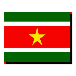 Suriname Postcard