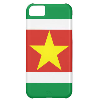 """Suriname Pride"" iPhone 5 Cases"