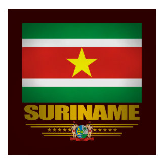 """Suriname Pride"" Posters & Prints"