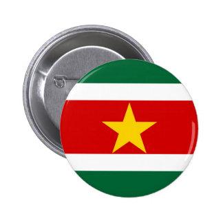suriname surinam country flag nation symbol button
