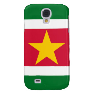 suriname up iPhone 3 case