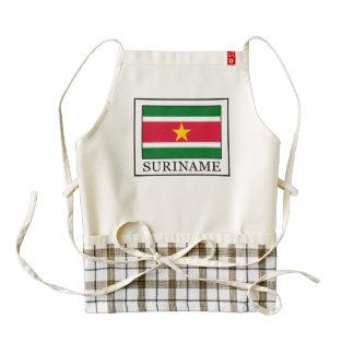 Suriname Zazzle HEART Apron