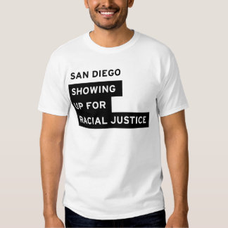 SURJ San Diego Logo Wear Tee Shirt