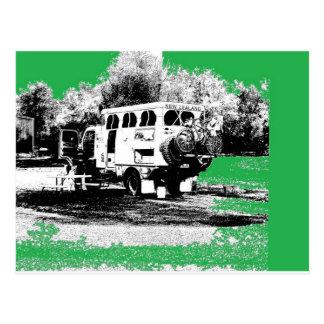 Surja rv en verde postal