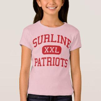Surline - patriotas - centro - rama del oeste poleras