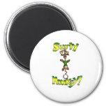 Surly Monkey! Magnet