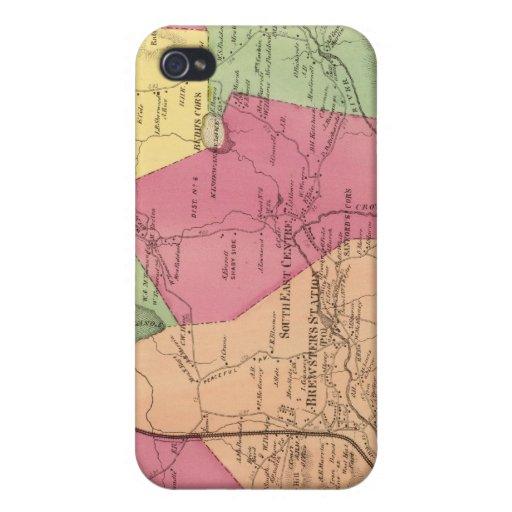 Suroriental, ciudad iPhone 4 carcasas