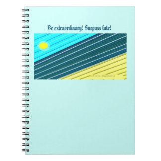 surpass fate! notebook