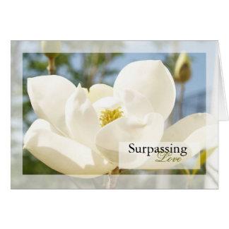 Surpassing Love, Greeting Card