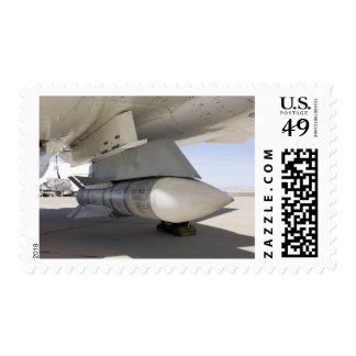 Surplus Navy Phoenix missiles Postage Stamp