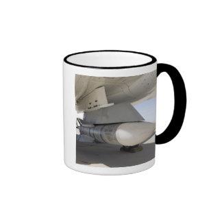 Surplus Navy Phoenix missiles Ringer Coffee Mug
