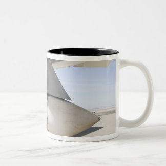 Surplus Navy Phoenix missiles Two-Tone Coffee Mug