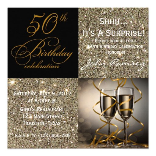 50 Anniversary Invitations Templates as awesome invitations sample