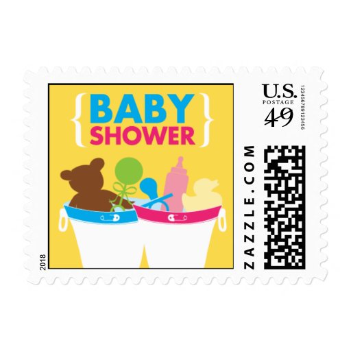 Surprise Bucket Postage Stamp