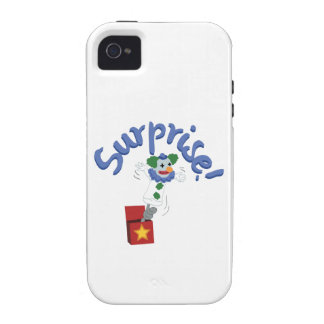 Surprise! iPhone 4/4S Cover