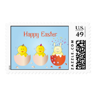 'Surprise' Easter postage