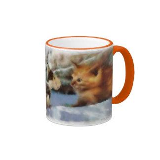 Surprise Guest Ringer Mug
