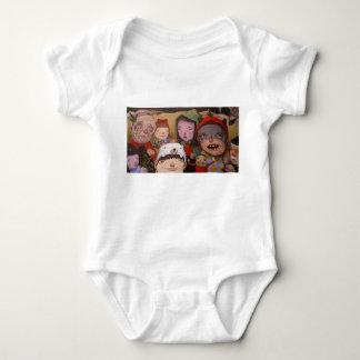 Surprise Guest Wonsie Baby Bodysuit