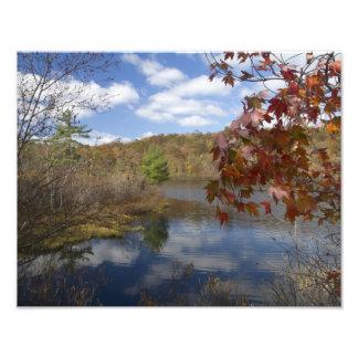 Surprise Lake Photo Print