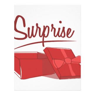 Surprise Letterhead