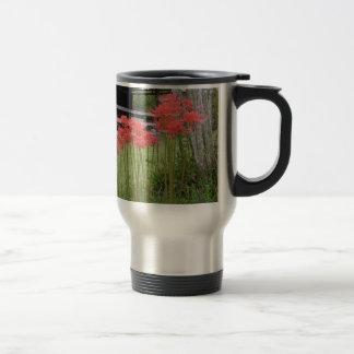 Surprise Lilly art Travel Mug