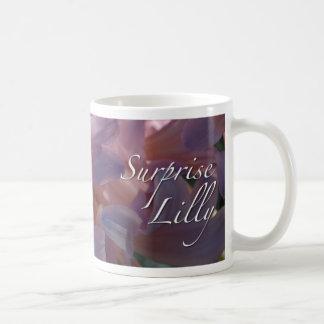 Surprise Lilly Coffee Mug