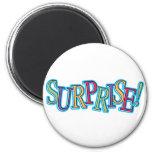 Surprise! Magnets