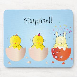 Surprise!! Mouse Pad