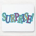 Surprise! Mouse Pads