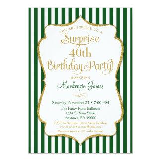 Surprise 90th Birthday Party Invitations & Announcements   Zazzle