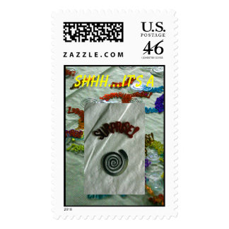 Surprise Party Stamps
