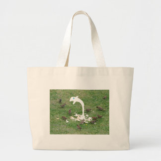 Surprise Suprise Large Tote Bag