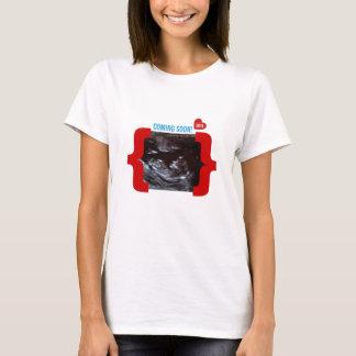 Surprise Ultrasound Announcement Gift T-Shirt