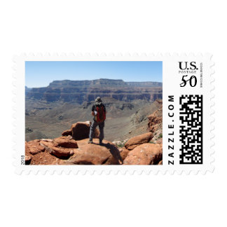 Surprise Valley Thunder River Trail Grand Canyon Postage