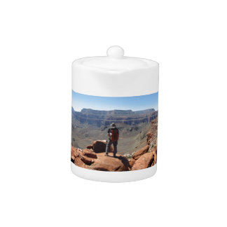 Surprise Valley Thunder River Trail Grand Canyon Teapot