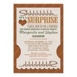 surprise wedding anniversary beautiful invitations