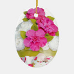 Surprise Whimsical Bakery Boutique Chic Cupcakes Ornaments