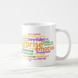 Surprise Wordle Coffee Mug
