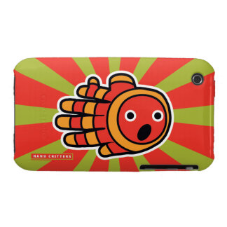 Surprised Baby Clown Fish iPhone 3 Covers