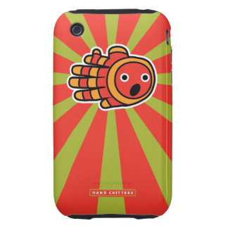 Surprised Baby Clown Fish iPhone 3 Tough Covers