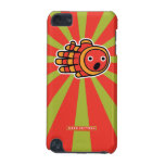 Hand shaped Surprised Baby Clown Fish iPod Touch (5th Generation) Cases